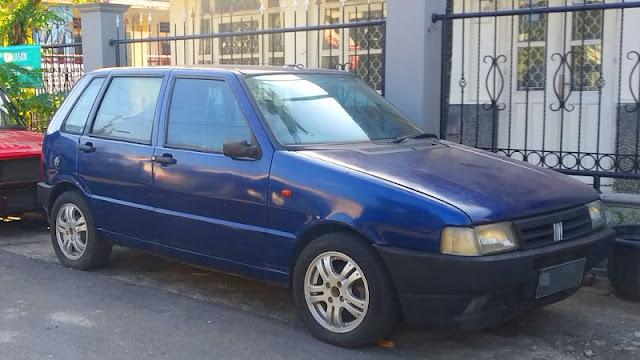 Fiat Uno II facelift