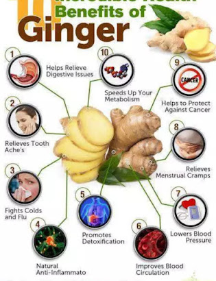 Picture Explanation: Soak Ginger & Garlic In Cold Water Over Night, Drink On Empty Stomach To Get This Effects In Your Body