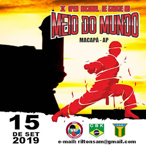 2º Open Nacional Meio do Mundo de Karate