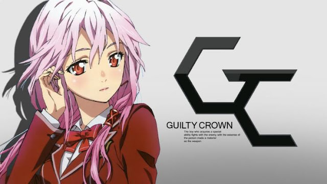 Inori Yuzuriha ( Guilty Crown )