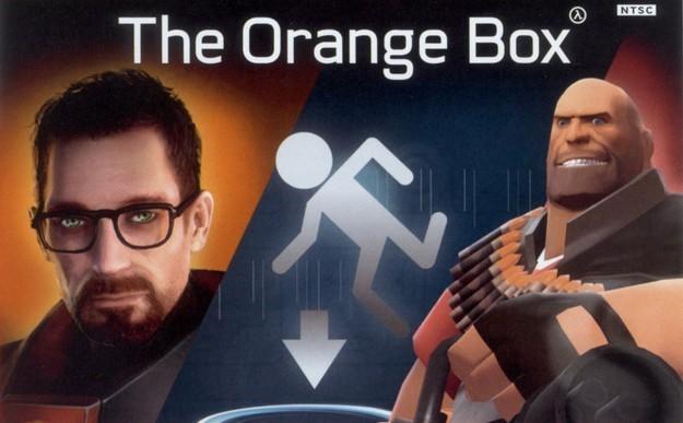 The Orange Box - On this day