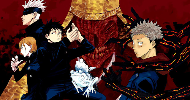 Primer volumen de Jujutsu Kaisen ha vendido más 800 mil copias