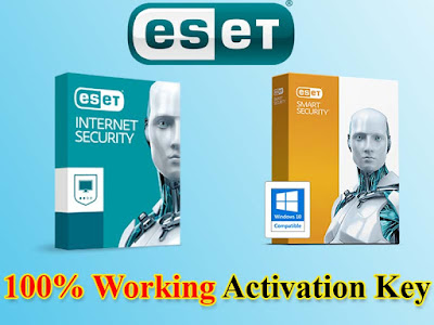 Eset Smart Internet security working activation key