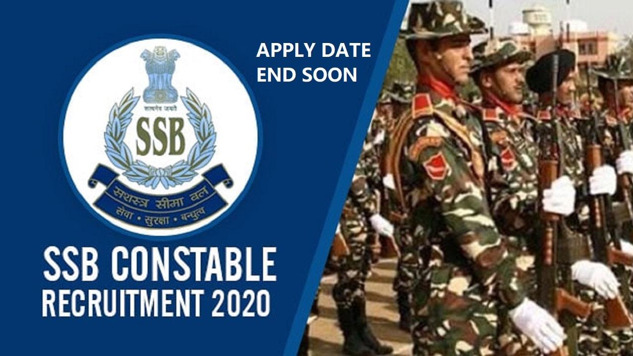 SSB Constable Recruitment