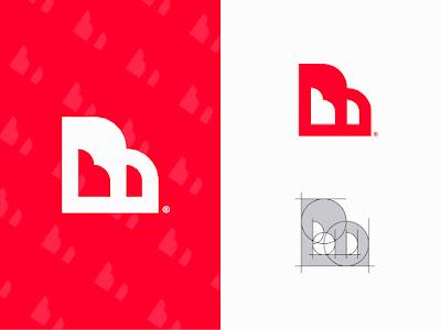 b i logo