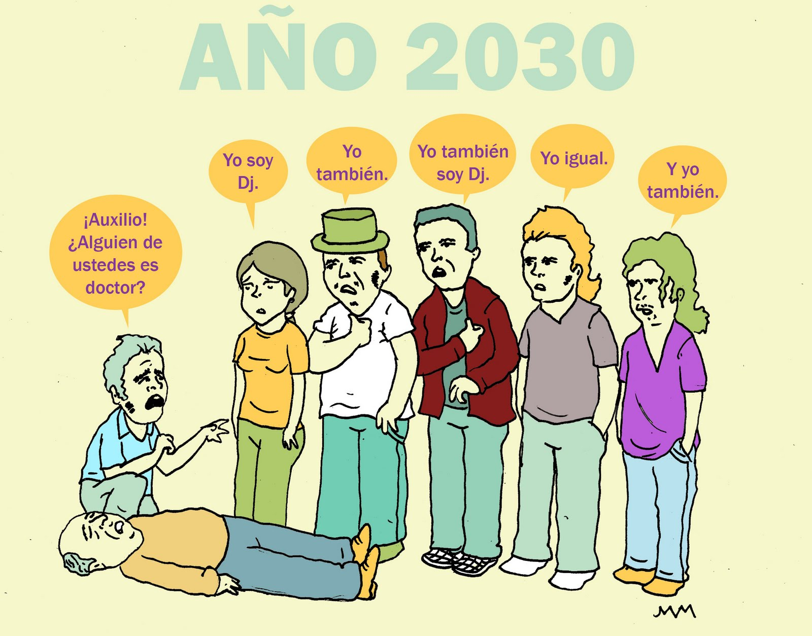 36e79bcd0 El Vago de Farmacia: EN UN FUTURO NO MUY LEJANO