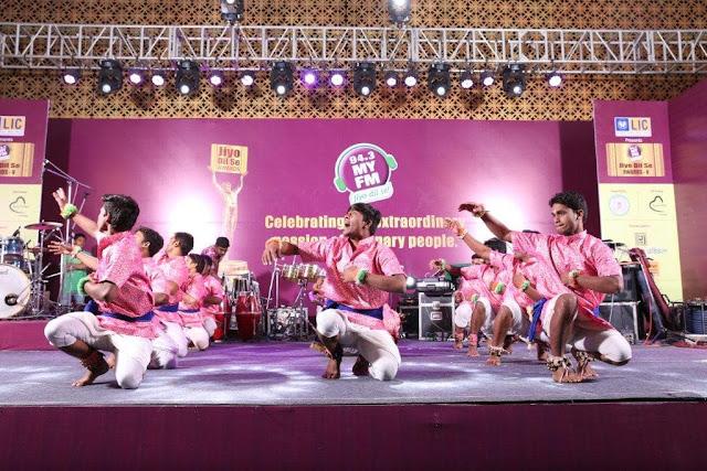 Panthi Group Performing Dance