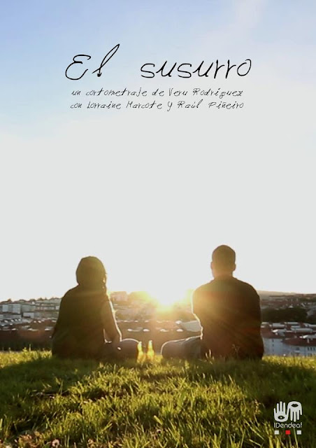 Cortometraje El susurro dirigido en 2015 por Veru Rodríguez