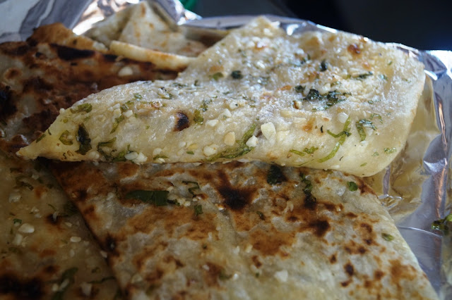 Garlic Naan India