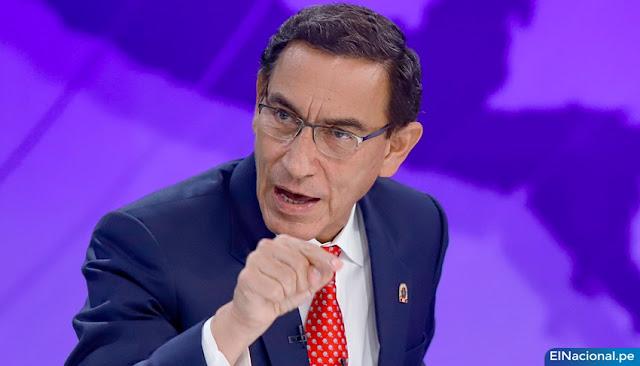 Martín Vizcarra postulará al Congreso
