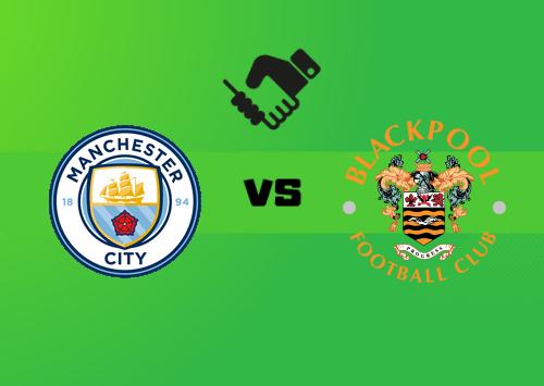 Manchester City vs Blackpool  Resumen y Partido Completo