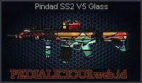 Pindad SS2 V5 Glass
