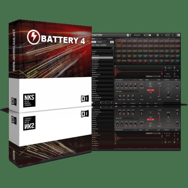 Native Instruments Battery 4 v4.1.6 Full version