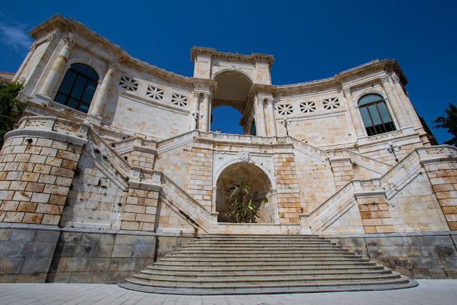 Bastione Saint Remy-Cagliari