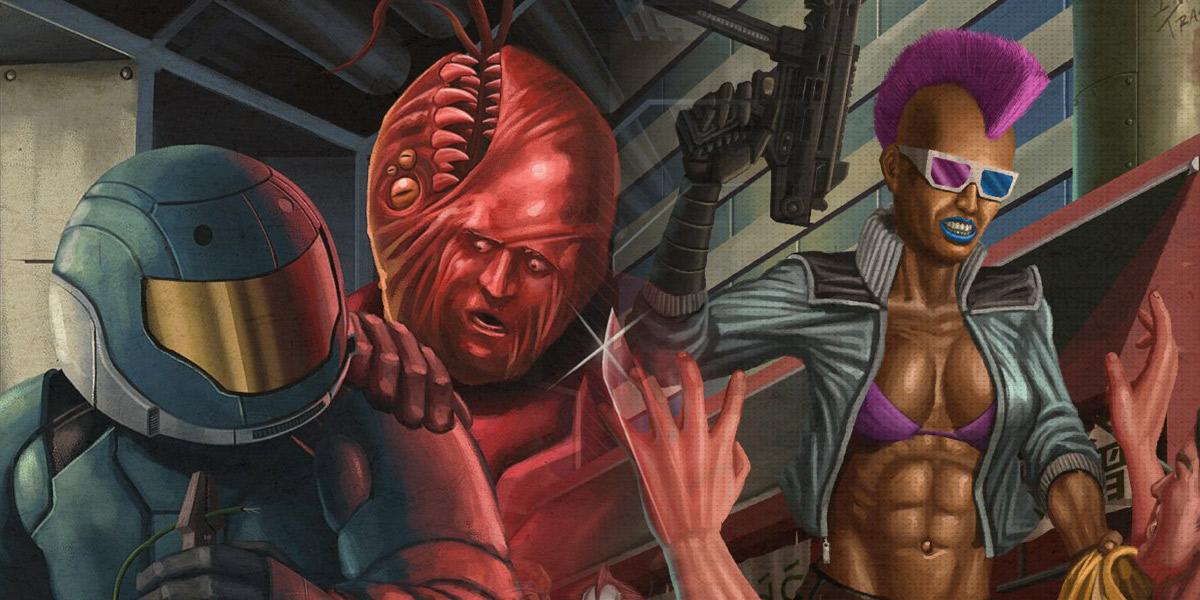 Artista cria capas retrô para games atuais e o resultado impressiona