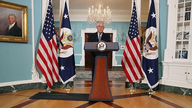 """Tillerson: """"EE.UU. no descarta mantener un diálogo directo con Corea del Norte"""""""