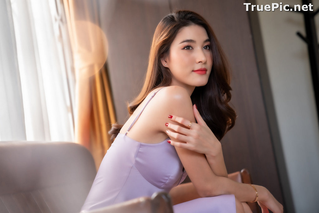 Image Thailand Model - Ness Natthakarn (น้องNess) - Beautiful Picture 2021 Collection - TruePic.net - Picture-8