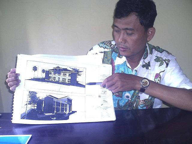 Agustus 2017, Cisalak Punya Kantor Kelurahan Baru