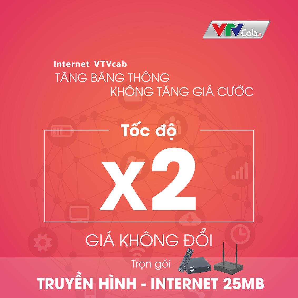 Lắp Internet + Truyền hình cáp Quận Tân Bình miễn phí Modem Wifi
