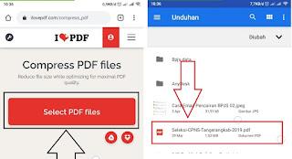 Cara Mengecilkan Ukuran File PDF