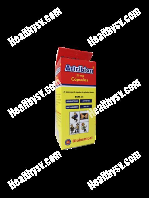 Artribion Bk 50 mg