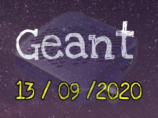 جديد الموقع الرسمي لأجهزة الجيون GEANT يوم 2020/09/13