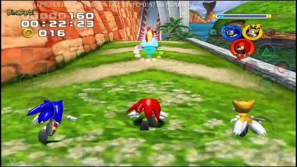 Free Download Sonic Heroes