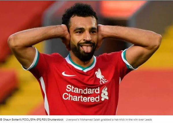 Ronald Koeman's close friend Mohamed Salah claims that he wants to join Barcelona