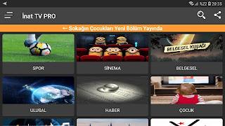 Dünya Çapında TV Kanallari izlemek için en iyi Yeni Uygulama