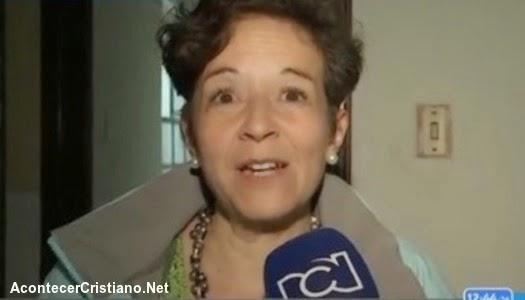 Pastora Lilia Inés Travecedo exige diezmos