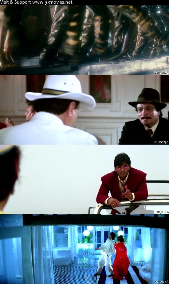 Sapoot 1996 Hindi 720p HDRip