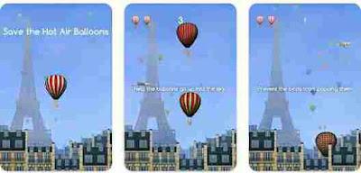 Save The Hot Air Ballon