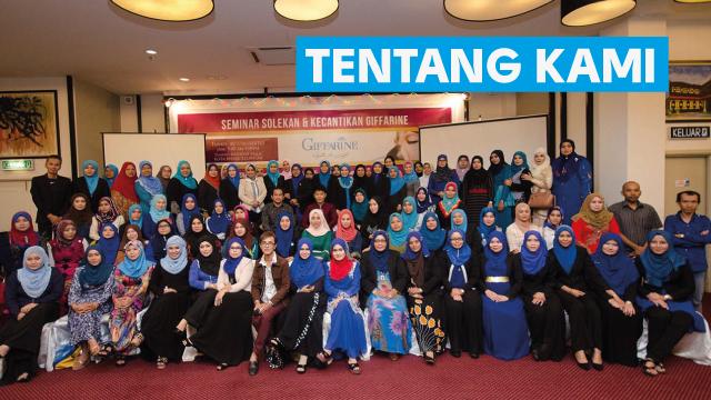 Tentang Syarikat Giffarine Malaysia