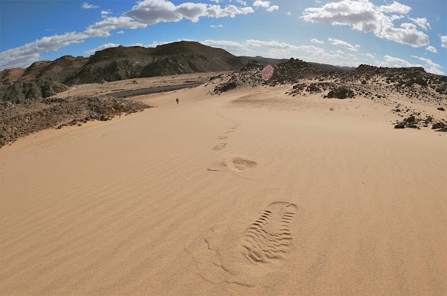 Sandboarding, take 1, Desertul Sinai, Egipt