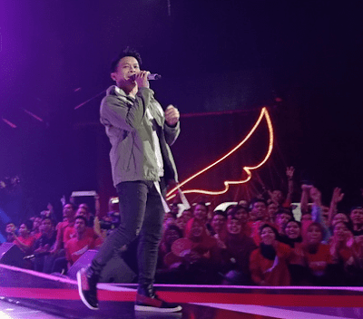 Ariel dkk Sukses Bikin Histeris Para Penonton Mega Konser