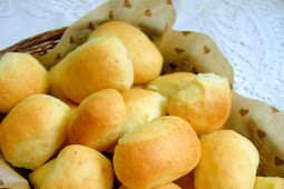 Mini Cheese Bread