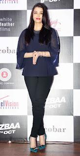 Aishwarya Rai Standing Pose