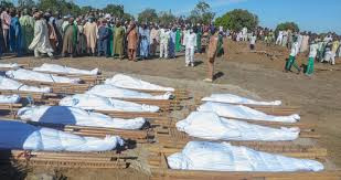 #Zambarmarimassacre: 35 decomposing bodies reportedly recovered