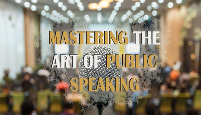 Ways To Develop Your Public Speaking Skills