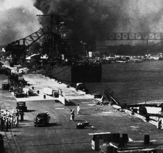 Pearl harbor Images of 1941