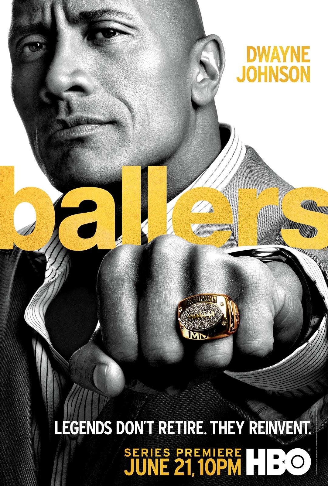 Ballers Serie Completa Latino/Ingles 720p