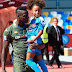 Mario Balotelli's Daughter Accompanies Him As Mascot Against Napoli