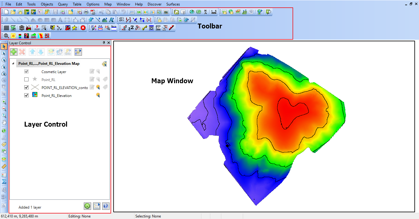 Product Review MapInfo Professional Version 8.0
