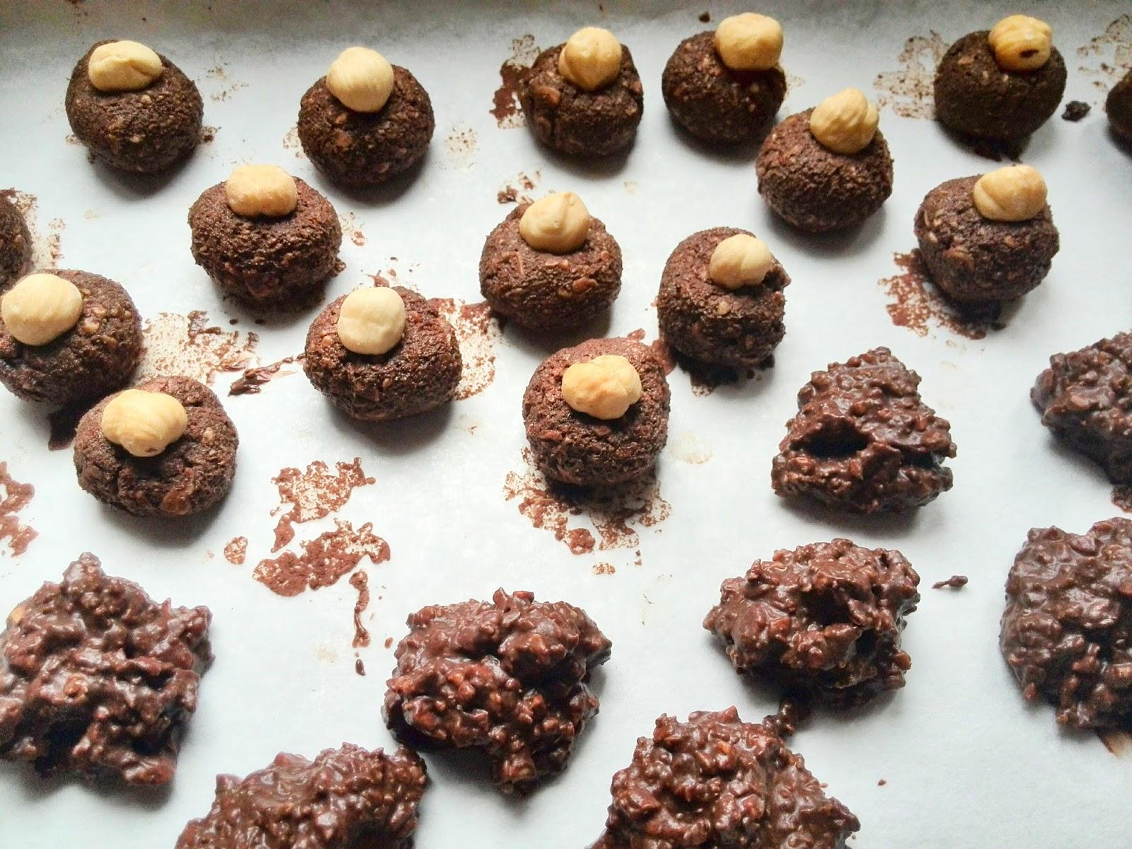 In cucina con lorella baci di cioccolato - Bagno di cioccolato ...