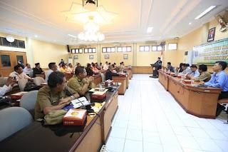 Wali Kota Tarakan Menghadiri Sekaligus Membuka Acara Seleksi Penerimaan Direksi Perumda BUMD - Tarakan Info