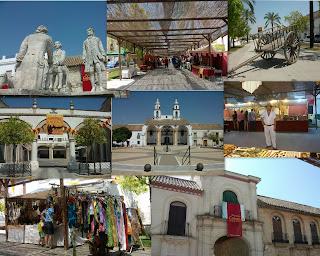 Mercado Colono de La Carlota, Córdoba.