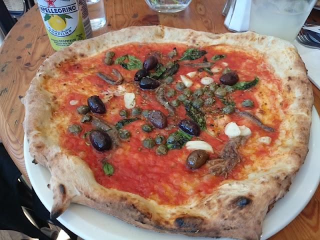 fatto a mano brighton pizza review