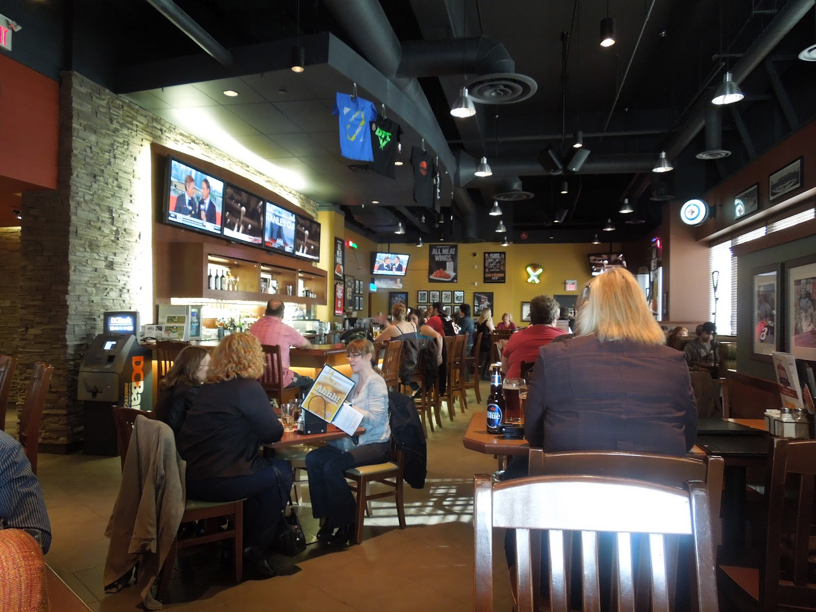 Cornerstone Restaurant And Bar Winnipeg