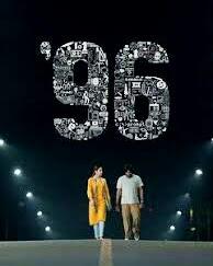 96 (2018) is a tamil language romantic drama film starring Vijay Sethupathi and Trisha Krishnan in the lead roles