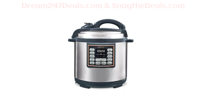 8-Qt. 10-In-1 Instant Programmable Multi-Cooker 14721, Created for Macy's